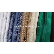 Shandong Factory Textil 100% Baumwolle Twill Stoff 21x21 108x58,20x20 108x58 Baumwolle Twill