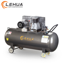 7.5hp 500 litre tank high capacity piston air compressor