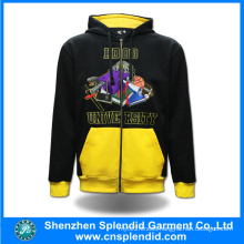Custom Embroidered Plain Fashion Hoodies for Men