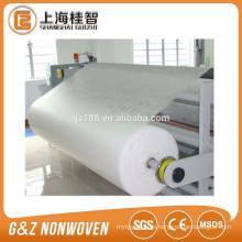 100 productos no fabricados de la tela no tejida spunlace de la tela no tejida del poliéster productos con mejores ventas