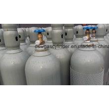 ISO9809 40L 99, 999% N2o Gas Cylinder