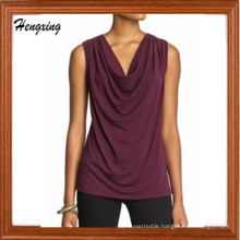 Stylish No Sleeve T-Shirt