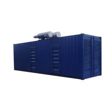 Ensemble de générateur diesel à contenants silencieux 500-2250kVA
