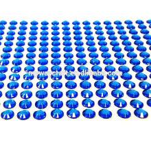 Наклейки с бриллиантами для бриллиантов 6 мм