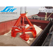 Scrap Handling Equipment with Four Ropes Orange Peel Grab (3-60T)