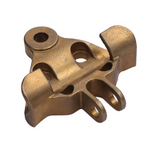 Peças de válvula de bomba de fundição de bronze personalizado
