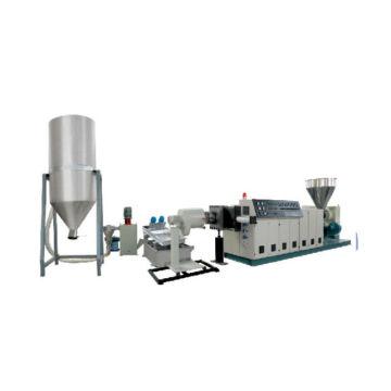 Granulador de reciclaje de alta velocidad, granulador de plástico PP / PE