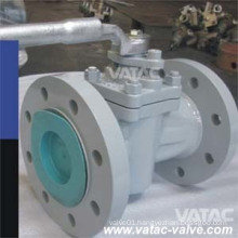 Cast Steel Wcb/Ss304/Ss316 Lubricated Jacketed Plug Valve
