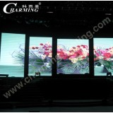 High quality p5 ultra slim led display screen