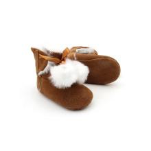 따뜻한 아기 신발 편안한 베이비 부츠 도매 유지