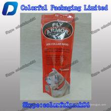 FLY ARMOR Hundefutter Verpackungsbeutel / 2kg Tierfutterbeutel mit Euroloch