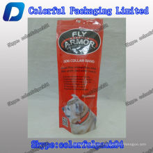 FLY ARMOR Bolsa de alimentación para perros / Bolsa de alimentación para animales de 2 kg con eurohole