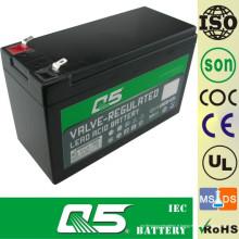 12V7.2AH Batterie en cycle profond Batterie au plomb Batterie décharge profonde