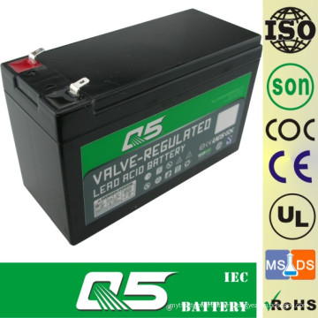 12V7.5AH Solar Battery GEL Battery Standard Products; Family Small solar generator, solar garden lamp, solar torchlight, solar fan,bulb also other portable item