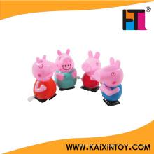 Nettes kundenspezifisches Wind herauf Spielzeug-Schwein 10210067