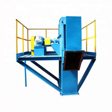 bucket lifting equipment for cement plant