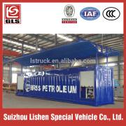 50000L tanque móvil depósito combustible gasolinera