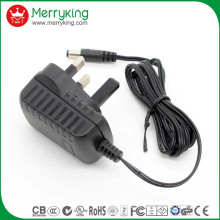 7.5V 1A AC/DC Adapter with BS Ce Certification