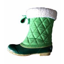 Botas para mujer de moda para la nieve