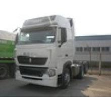 Caminhão do trator de Sinotruck HOWO A7 380HP 40t 6X4