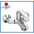 Agua caliente y fría de latón de baño-ducha grifo (zr21901)