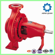 Pompe anti-incendie à moteur diesel en acier inoxydable