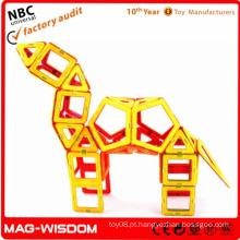 MAG-WISDOM 3D Puzzles Educativos Populares