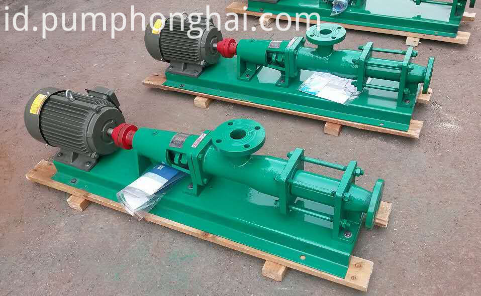 crude oil transfer pump