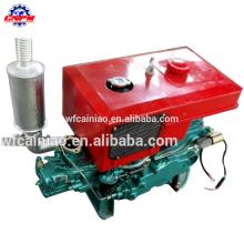 1115ED proveedor de China 4 tiempos de un solo cilindro de motor diesel para la agricultura