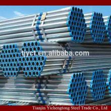 HDP galvanized water pipe