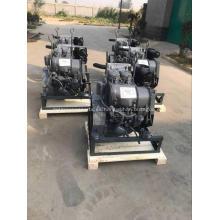 F2L912 Motor diesel de 2 cilindros para tractor.