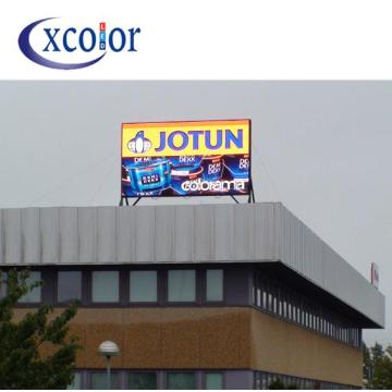 Hot Selling P4 Outdoor High Definition Led Screen