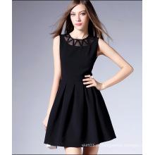 2016 nova moda feminina roupas senhoras vestido de baile