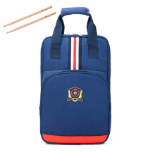 Newest polyester waterproof drumstick bag for children