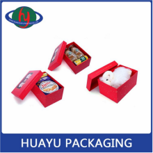 Custom Hand Made Rigid Empty Small Gift Box Packaging