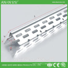 Chinese manufacturer square hole drywall partition system corner angle