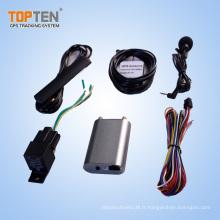 Mini-voiture d'alarme, moteur sur, porte ouverte, alarme Sos (TK108-WL092)