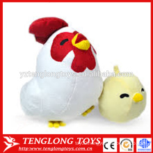 2017 new arrival stuffed hen chicken toys