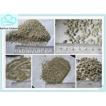 zeólito natural granulado