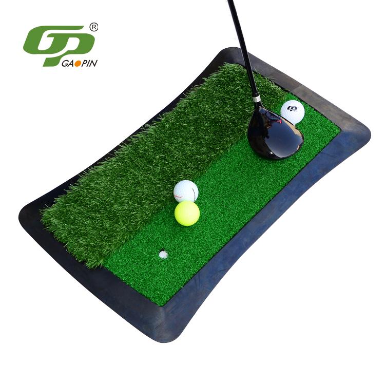 Golf Rubber Mat Residential Practice Hitting Mat