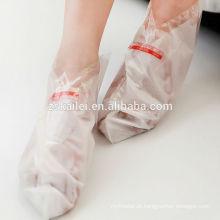 Borboleta bebê macio pé peeling remover a pele morta cutículas calcanhar esfoliante pés máscara