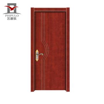 Novo produto popular design filho e mãe porta de madeira