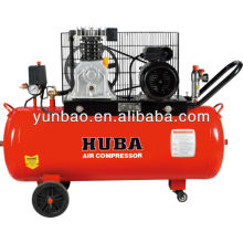 italy type piston belt driven air compressor 2hp