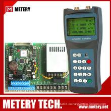 Batteriebetriebener Durchflussmesser