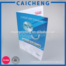 Custom Catalogue/Magazine/Book /Flyer/Brochure Printing