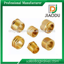 good selling high quality forged CW614N brass male threaded insert