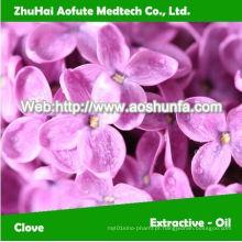 Hot Sale100% óleo de cravo-da-índia e óleo de especiarias medicinais