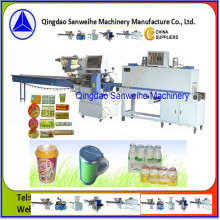 3 Sides Seal Heat Shrink Automatic Packaging Machine
