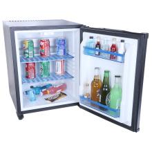 Mini refrigerador de hotel sin ruido sin compresor