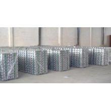 Hochreines Aluminium Ingot 99,5% Min, 99,7% Min, 99,8% Min (A5, A7, A8)